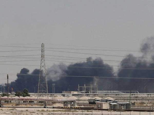ادعای مقام آمریکایی درباره ارسال پهباد توسط ایران به حمله به تاسیسات نفتی سعودی