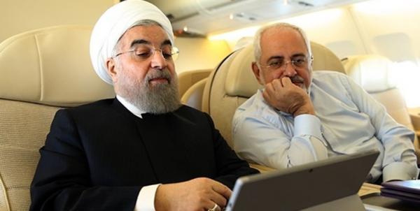 محمد جواد ظریف و حسن روحانی,اخبار سیاسی,خبرهای سیاسی,سیاست خارجی