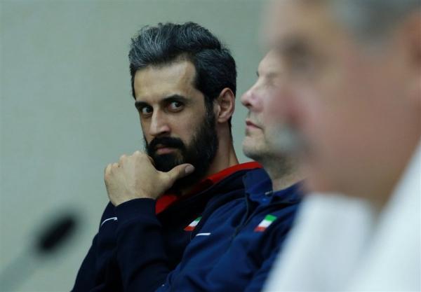 سعید معروف,اخبار ورزشی,خبرهای ورزشی,والیبال و بسکتبال