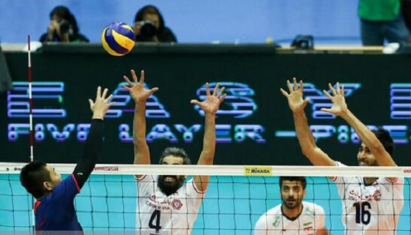 دیدار تیم ملی والیبال ایران و کره جنوبی,اخبار ورزشی,خبرهای ورزشی,والیبال و بسکتبال
