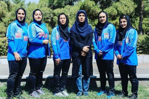 تیم وزنه برداری بانوان ایران,اخبار ورزشی,خبرهای ورزشی,ورزش بانوان