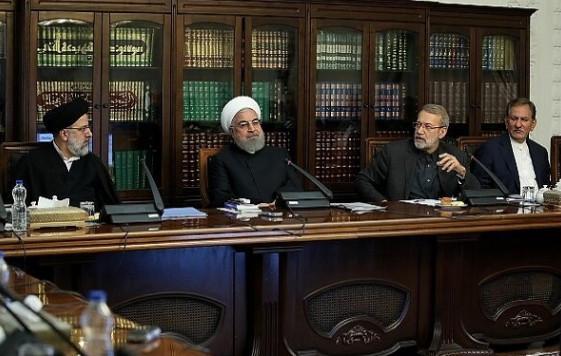 جلسه شورای عالی هماهنگی سران سه قوه,اخبار سیاسی,خبرهای سیاسی,دولت