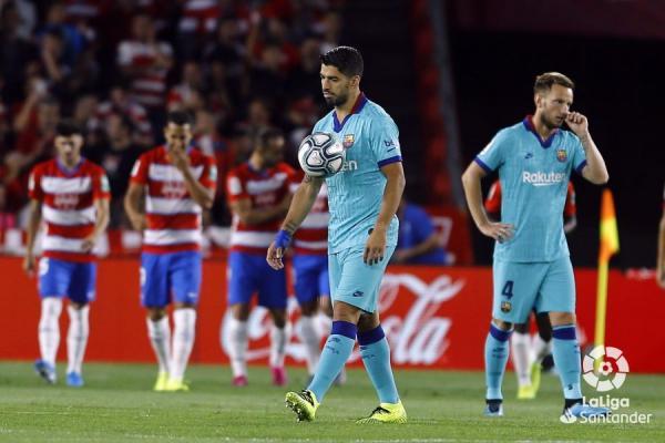 دیدار بارسلونا و گرانادا,اخبار فوتبال,خبرهای فوتبال,اخبار فوتبال جهان