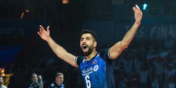 سید محمدموسوی,اخبار ورزشی,خبرهای ورزشی,والیبال و بسکتبال
