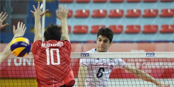 نوجوانان والیبالیست ایران از صعود به نیمه نهایی باز ماندند/ تلاش شاگردان وکیلی برای جایگاه پنجمی