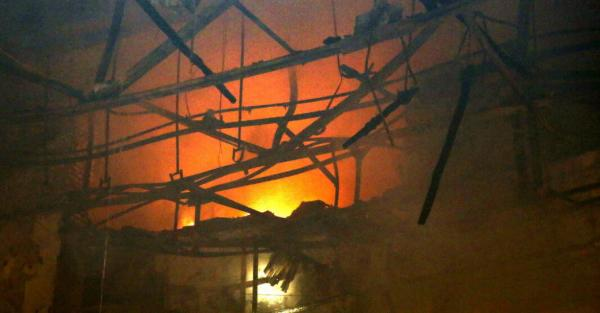 رباتهای آتشنشان در تهران,اخبار اجتماعی,خبرهای اجتماعی,شهر و روستا