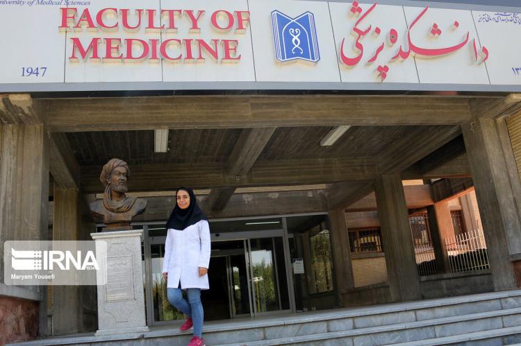 تصاویر خانواده پزشک تبریزی,عکس های اجتماعی پزشکی,تصاویر زندگی کاری و خانوادگی پزشک تبریزی
