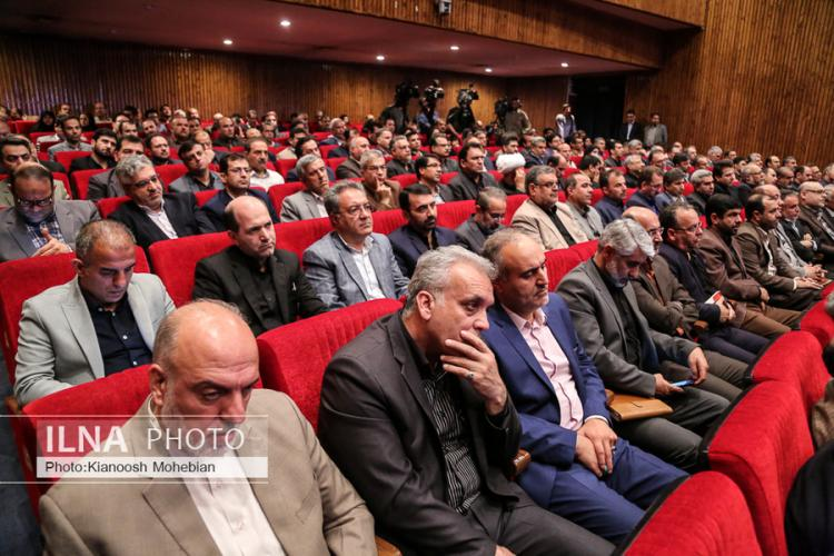 تصاویر معارفه محسن حاجیمیرزایی,عکس های وزیر جدید آموزش و پرورش,تصاویر محسن حاجیمیرزایی بعنوان وزیر آموزش و پرورش