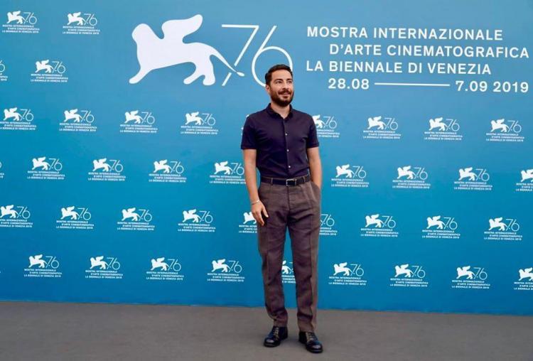 مراسم فتوکال فیلم متری شیش و نیم در جشنواره ونیز,فتوکال فیلم متری شیش و نیم در ونیز,عکس نوید محمدزاده در جشنواره فیلم ونیز