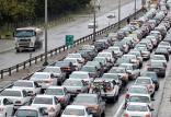 نظرسنجی ترافیکی در تهران,اخبار اجتماعی,خبرهای اجتماعی,شهر و روستا
