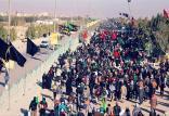 زائران اربعین حسینی,اخبار مذهبی,خبرهای مذهبی,حج و زیارت