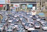 ترافیک در خیابان ها,اخبار اجتماعی,خبرهای اجتماعی,شهر و روستا