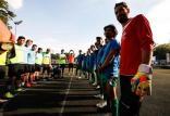رقابت های فوتبال هنرمندان,اخبار فوتبال,خبرهای فوتبال,اخبار فوتبالیست ها