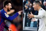 کریستیانو رونالدو و لیونل مسی,اخبار فوتبال,خبرهای فوتبال,اخبار فوتبالیست ها