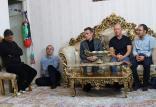 کالدرون در منزل عماد صفی یاری,اخبار فوتبال,خبرهای فوتبال,اخبار فوتبالیست ها