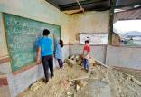 مدرسههای به گل نشسته لرستان,اخبار اجتماعی,خبرهای اجتماعی,شهر و روستا