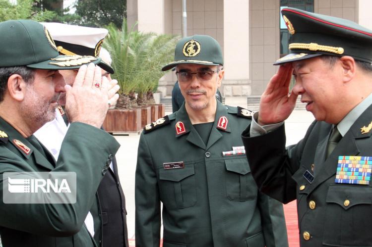 تصاویر سفر سرلشکر محمد حسین باقری به چین,عکس های سرلشکر محمد حسین باقری,تصاویر رئیس ستاد کل نیروهای مسلح در چین