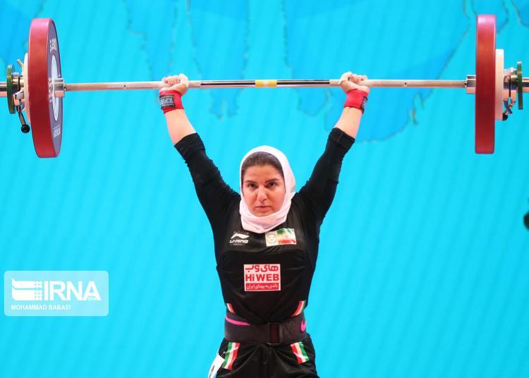 تصاویر پوپک بسامی در مسابقات قهرمانی جهان,عکس های پوپک بسامی در مسابقات قهرمانی جهان,تصاویر پوپک بسامی