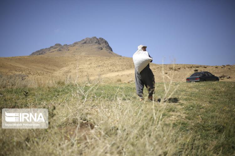 تصاویر روستای قلاته رشکه,عکس های روستای قلاته رشکه,تصاویر بازگشت اهالی به روستای قلاته رشکه