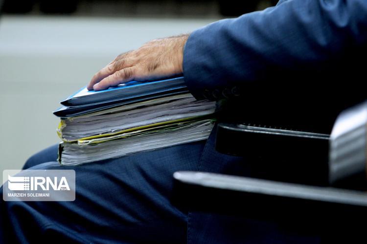 تصاویر سی و دومین جلسه دادگاه رسیدگی به پرونده بانک سرمایه،عکس دادگاه متهمان بانک سرمایه,تصاویری از دادگاه متهمان بانک سرمایه