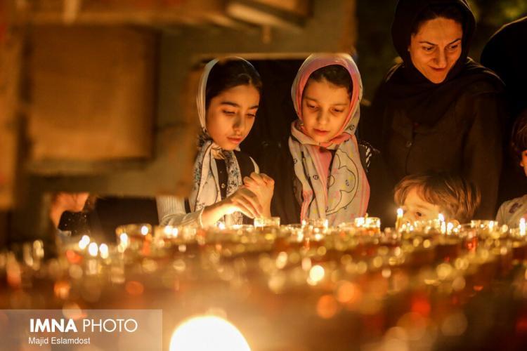 تصاویر مراسم شام غریبان حسینی در سراسر کشور,عکس های مراسم شام غریبان,عکس های مراسم شام غریبان در اصفهان