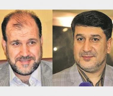 فريدون احمدی و محمد عزيزی,اخبار سیاسی,خبرهای سیاسی,مجلس
