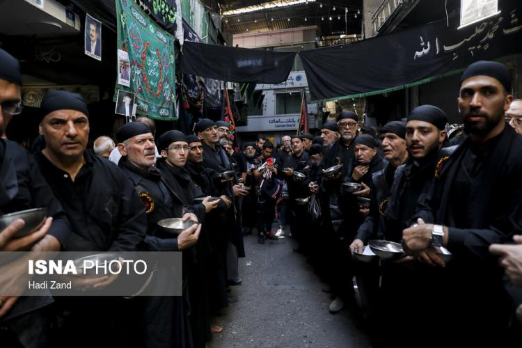 تصاویر عزاداری تاسوعای حسینی تهران,عکس های عزاداری تاسوعای حسینی تهران,تصاویر مردم تهران