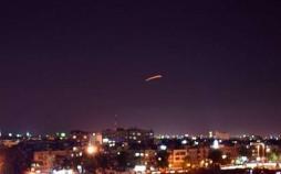 حمله اسراییل به دمشق,اخبار سیاسی,خبرهای سیاسی,دفاع و امنیت