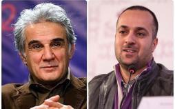 مهدی هاشمی و احمد مهرانفر,اخبار فیلم و سینما,خبرهای فیلم و سینما,سینمای ایران