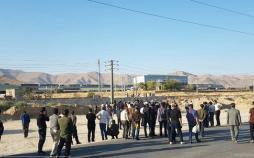 اعتراضات کارگران هپکو,کار و کارگر,اخبار کار و کارگر,اعتراض کارگران