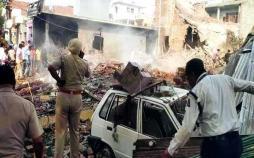 انفجار در یک کارخانه در هند,کار و کارگر,اخبار کار و کارگر,حوادث کار