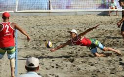 دیدار تیم والیبال ساحلی ایران و لهستان,اخبار ورزشی,خبرهای ورزشی,والیبال و بسکتبال