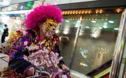 مرد ببری در ژاپن,اخبار جالب,خبرهای جالب,خواندنی ها و دیدنی ها