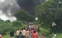 انفجار مرگبار در کارخانه مواد شیمیایی در هند,کار و کارگر,اخبار کار و کارگر,حوادث کار