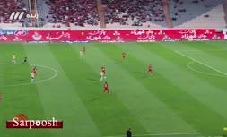 فیلم/ خلاصه دیدار پرسپولیس 1-0 صنعت نفت آبادان (لیگ نوزدهم)
