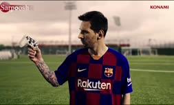 فیلم/ تبلیغ جالب بازی PES 2020 با حضور ستارگان فوتبال
