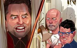 کارتون مایکل اوون,کاریکاتور,عکس کاریکاتور,کاریکاتور ورزشی