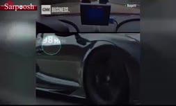 فیلم/ بوگاتی سریعترین ماشین دنیا را رونمایی کرد