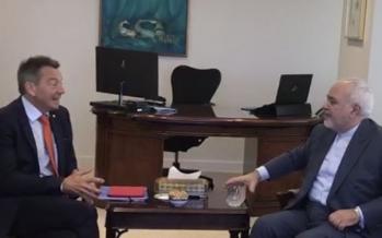 دیدار رئیس کمیته بین المللی صلیب سرخ با ظریف,اخبار سیاسی,خبرهای سیاسی,سیاست خارجی