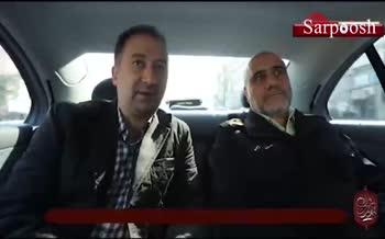 فیلم/ ماجرای توقیف خودروی فرزند رئیس پلیس پایتخت!