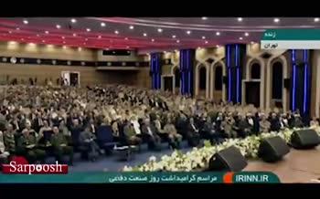 فیلم/ روایت رئیس جمهور از خیال واهی ترامپ
