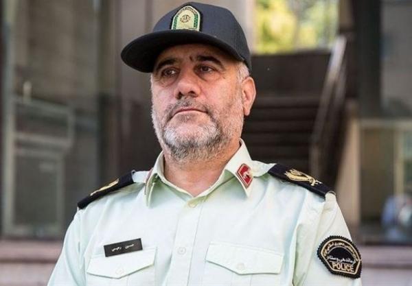 فرمانده انتظامی تهران بزرگ,اخبار اجتماعی,خبرهای اجتماعی,حقوقی انتظامی