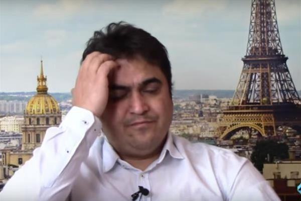 روحالله زم، مدیر آمدنیوز بازداشت شد,اخبار سیاسی,خبرهای سیاسی,دفاع و امنیت