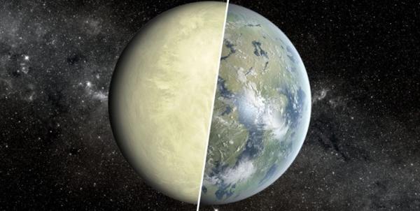 سیاره زهره,اخبار علمی,خبرهای علمی,نجوم و فضا