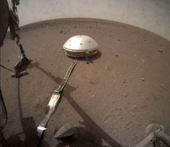 منشا صدای ارواح در سیاره مریخ,اخبار علمی,خبرهای علمی,نجوم و فضا