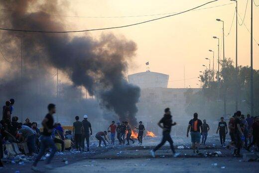 ناآرامیهای عراق,اخبار سیاسی,خبرهای سیاسی,اخبار سیاسی ایران