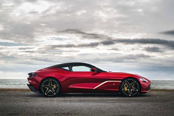 استون مارتین زاگاتو DBS GT,اخبار خودرو,خبرهای خودرو,مقایسه خودرو