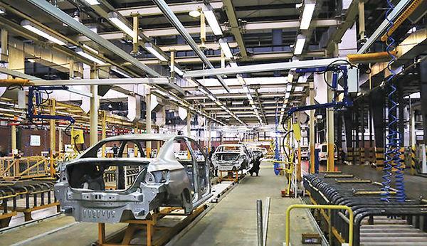 وضعیت تولید خودروسازان,اخبار خودرو,خبرهای خودرو,بازار خودرو
