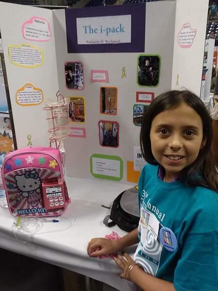 اختراعات کودکان بااستعداد,اخبار جالب,خبرهای جالب,خواندنی ها و دیدنی ها