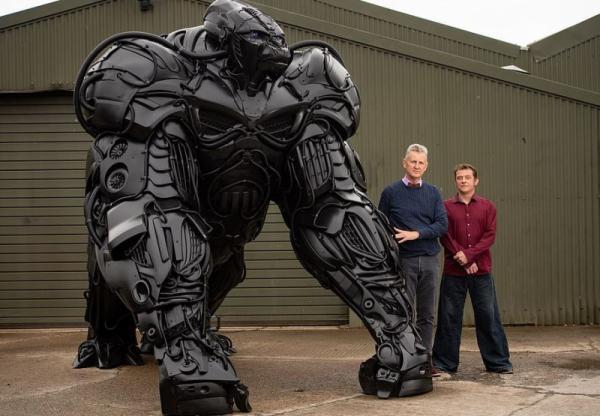 مجسمه سپر جو,اخبار جالب,خبرهای جالب,خواندنی ها و دیدنی ها